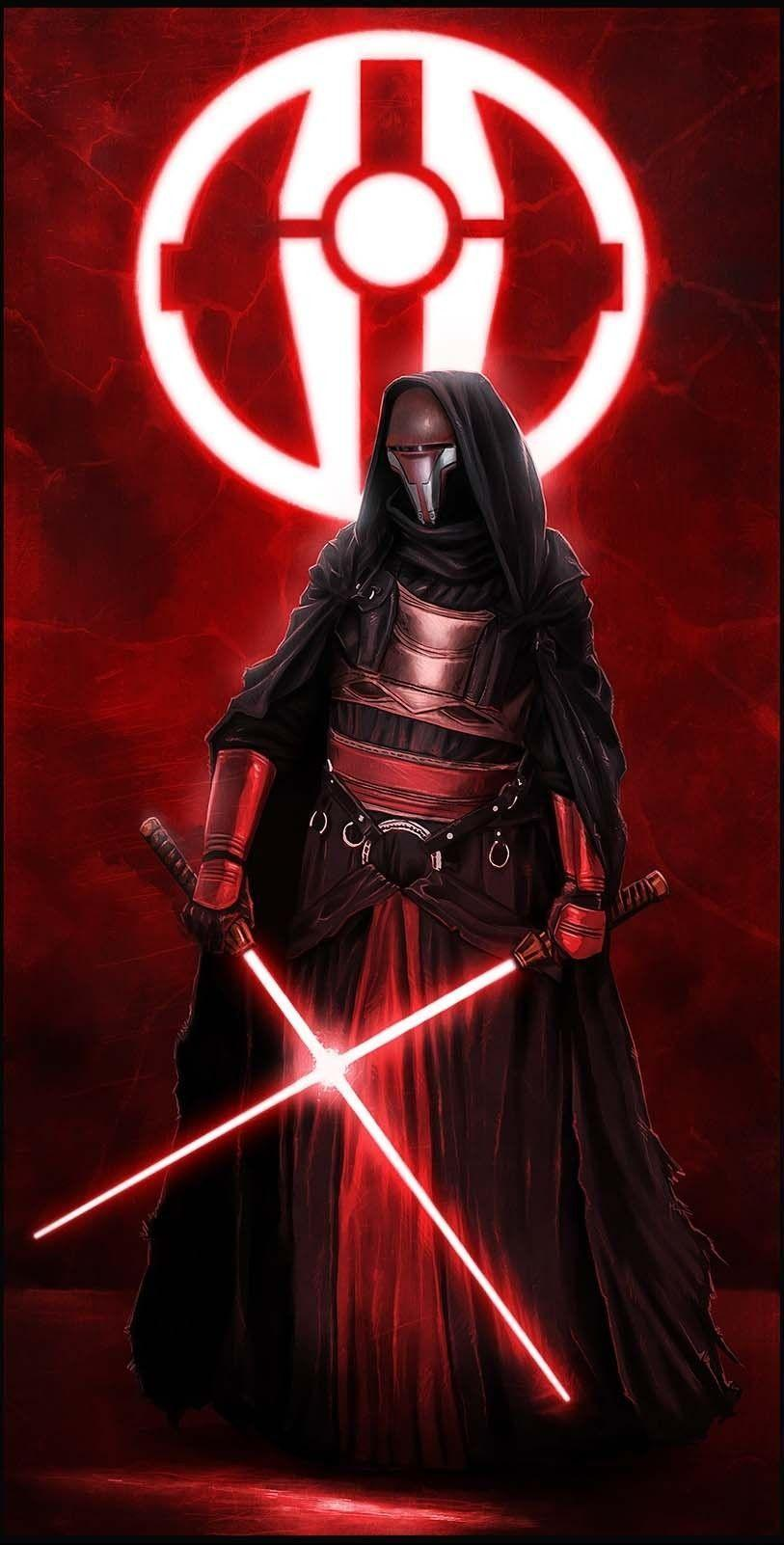 Darth Revan | Star Wars: Circle Of The Sith | Pinterest | Sith ...