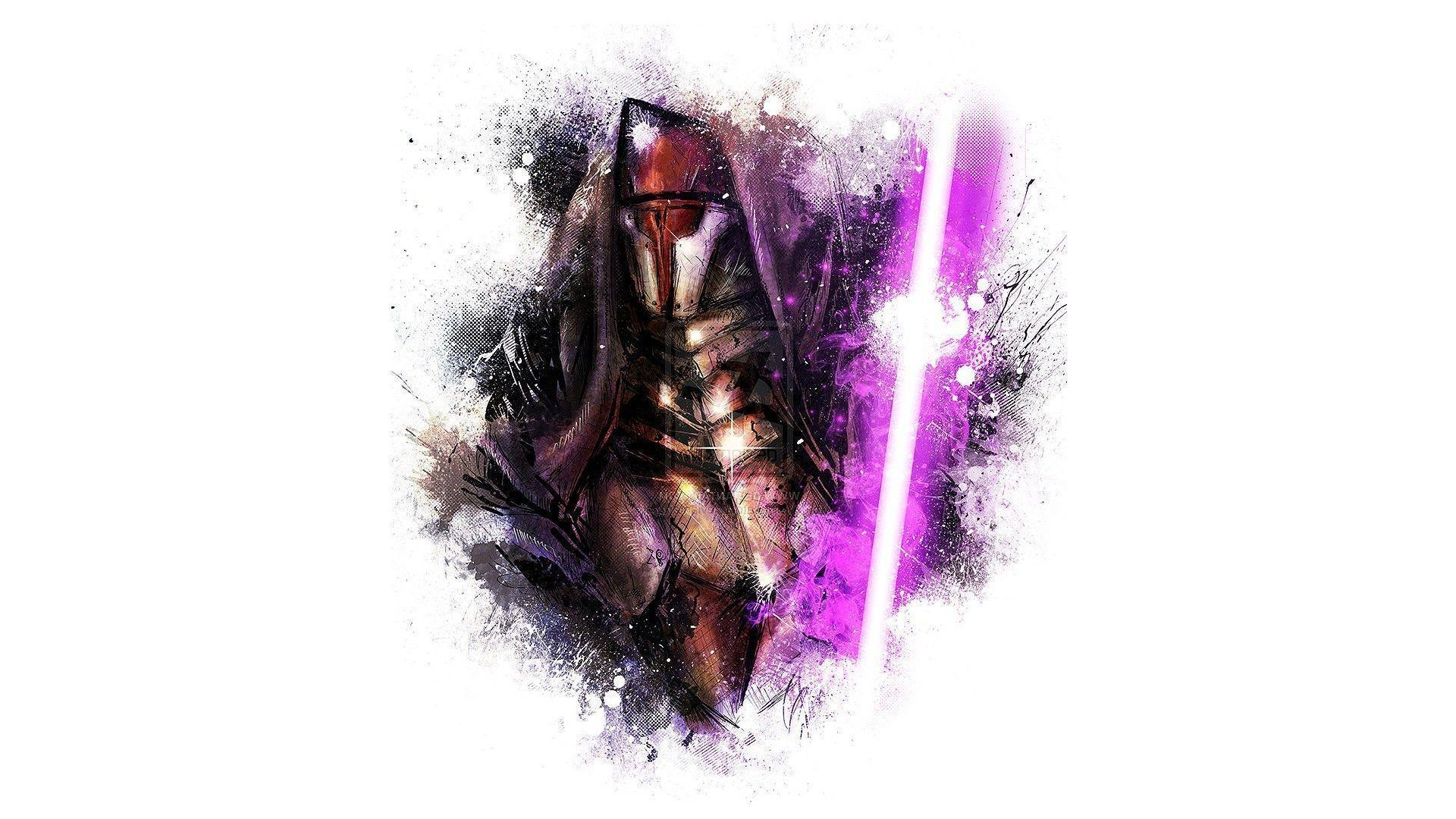 Star Wars, Star Wars: Knights Of The Old Republic, Revan ...