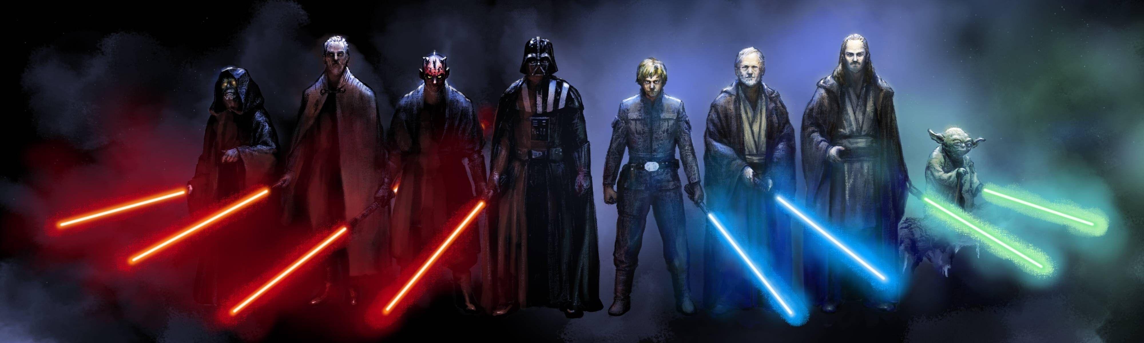 Sith/Jedi Wallpaper - Imgur