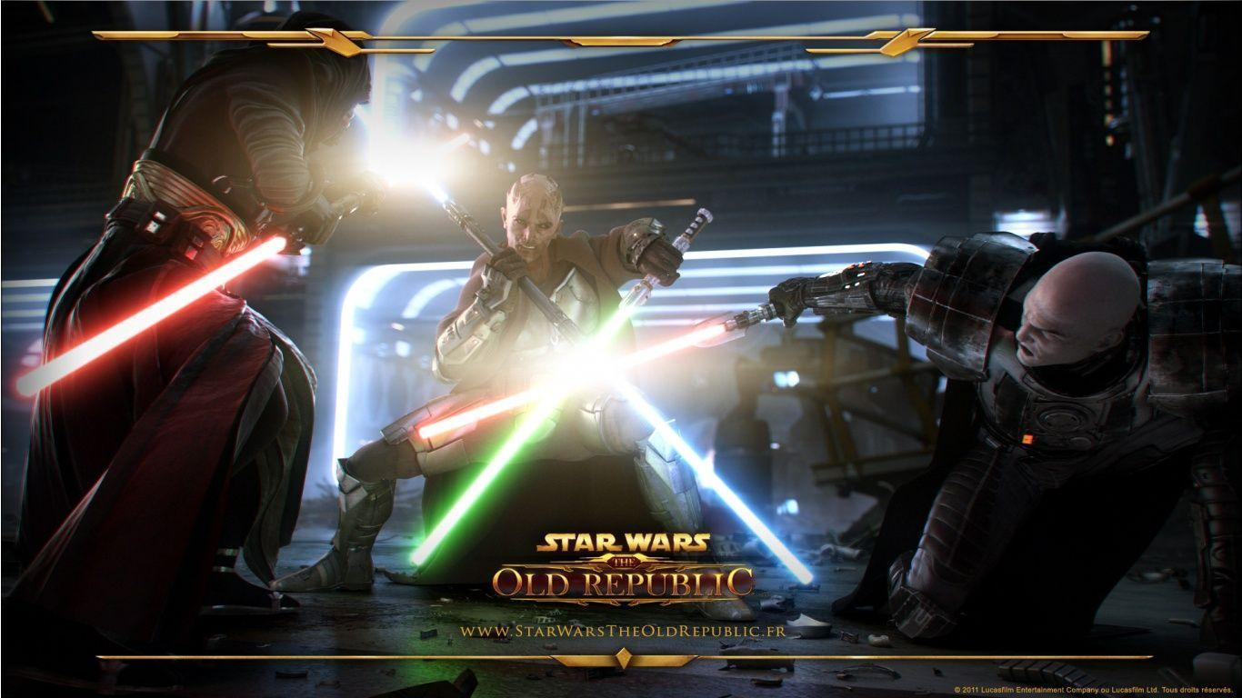 Wallpapers Star Wars The Old Republic Revan 1366x768 | #336430 ...