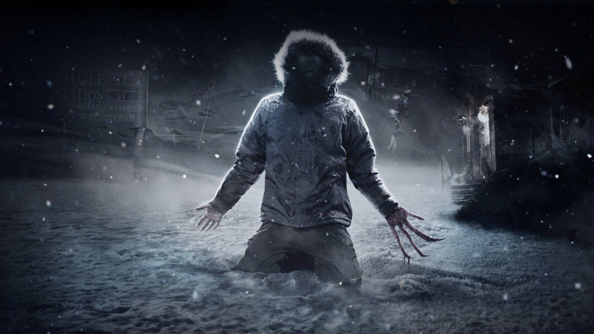14 The Thing (2011) HD Wallpapers | Backgrounds - Wallpaper Abyss