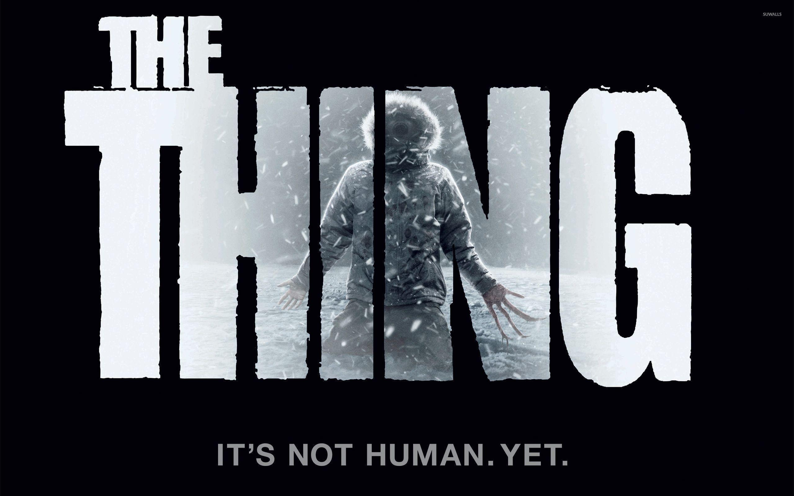 The Thing wallpaper - Movie wallpapers - #8379