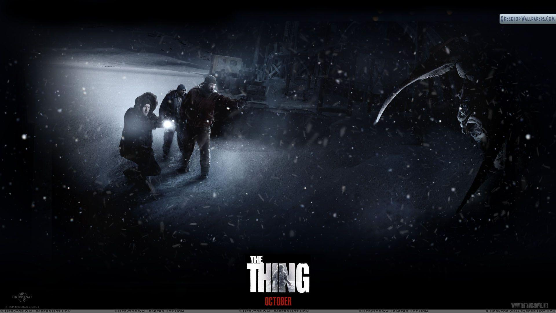 The Thing Wallpapers, Live The Thing Wallpapers (43), PC, Guan-CH