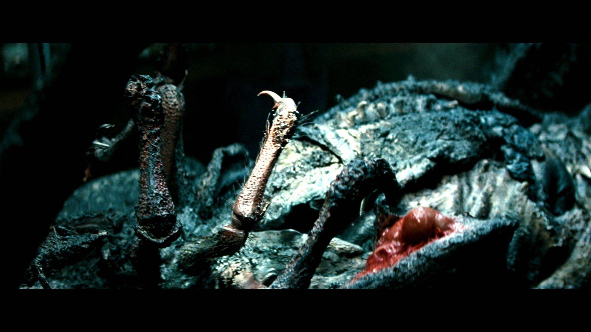 THE THING horror mystery thriller sci-fi monster dark alien g ...