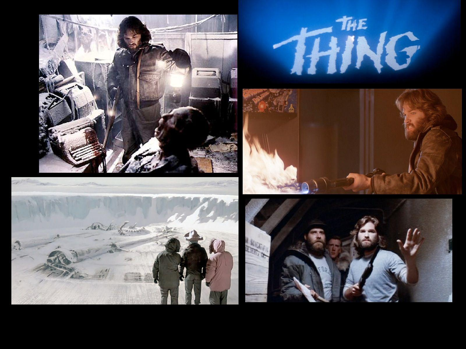 The Thing HD wallpapers. Download The Thing desktop backgrounds
