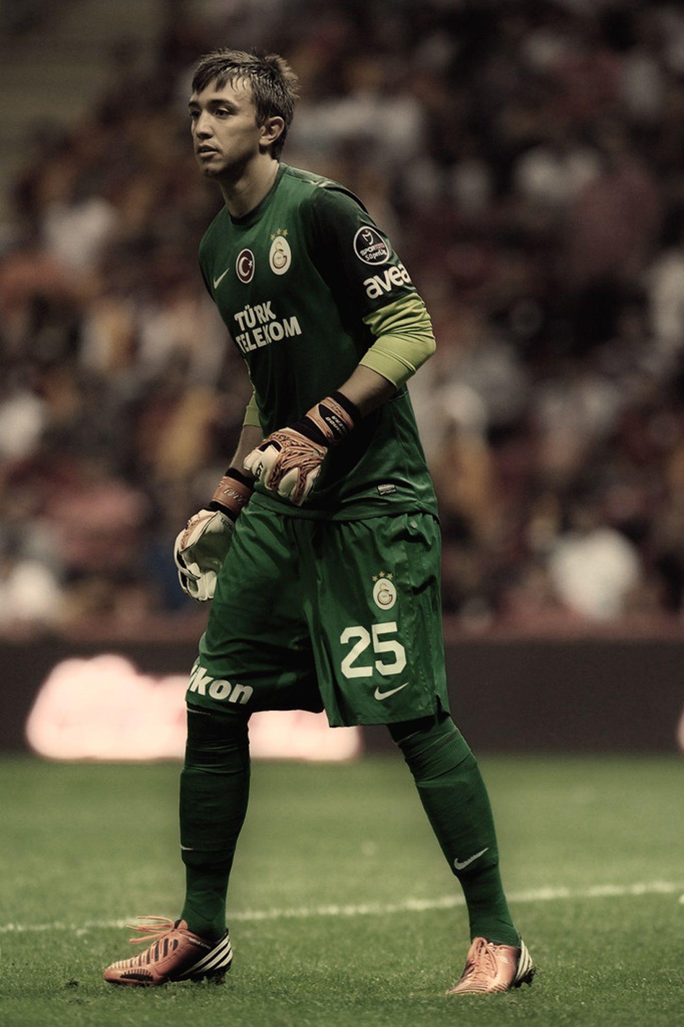 Fernando Muslera | Soccer Players | Pinterest
