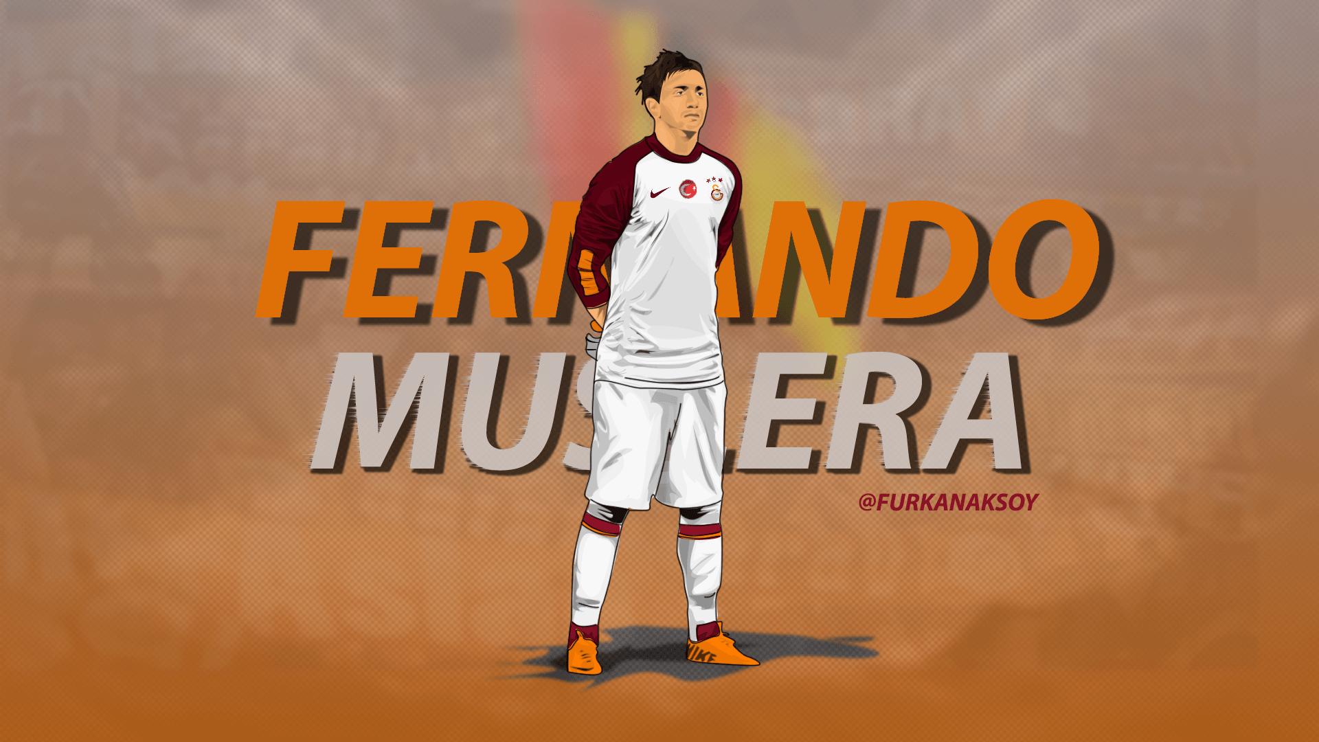 Fernando Muslera By Furkan by furkanaksoyGraphic on DeviantArt