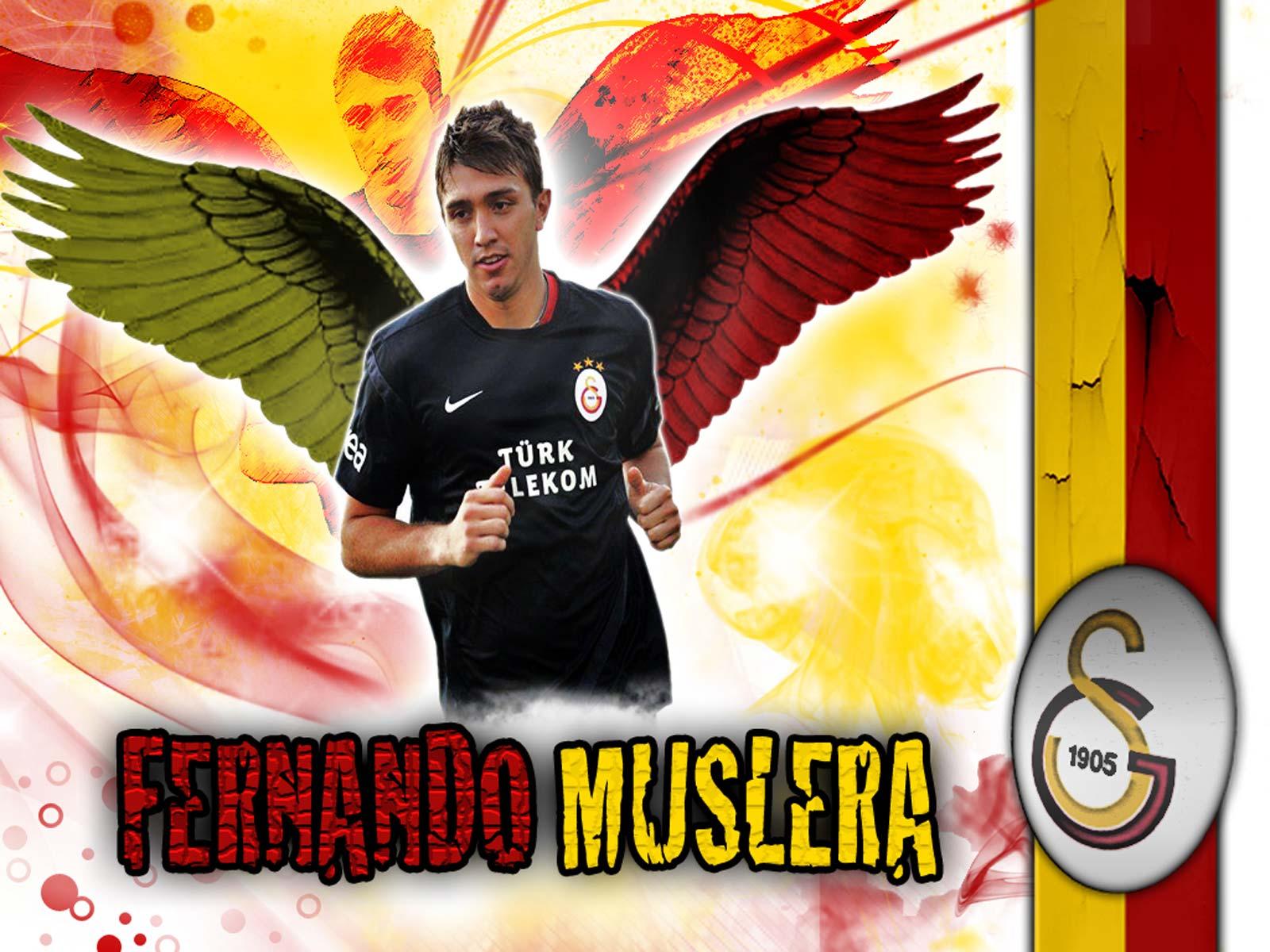 Fernando Muslera Wallpapers | Football Wallpapers Football Players ...