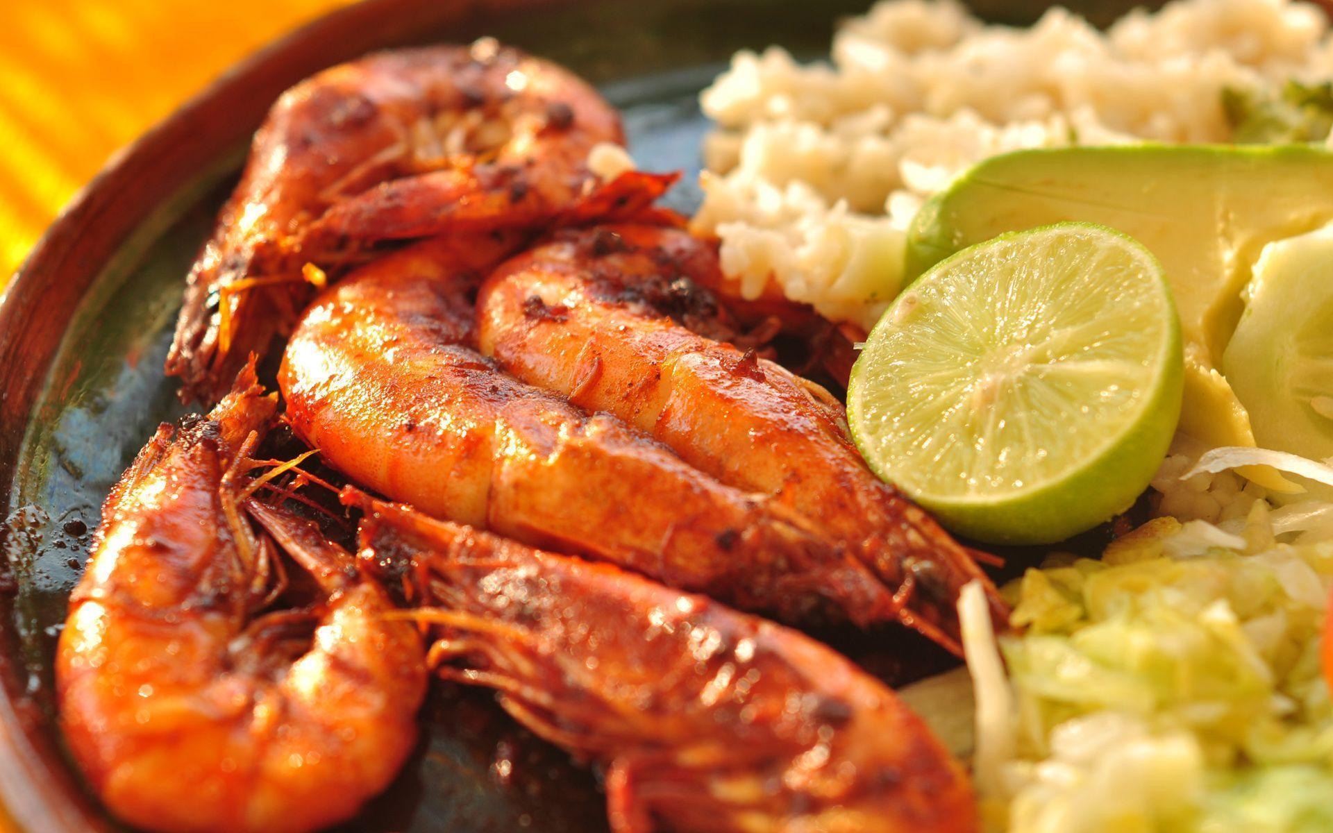 Seafood Wallpaper HD #6809170