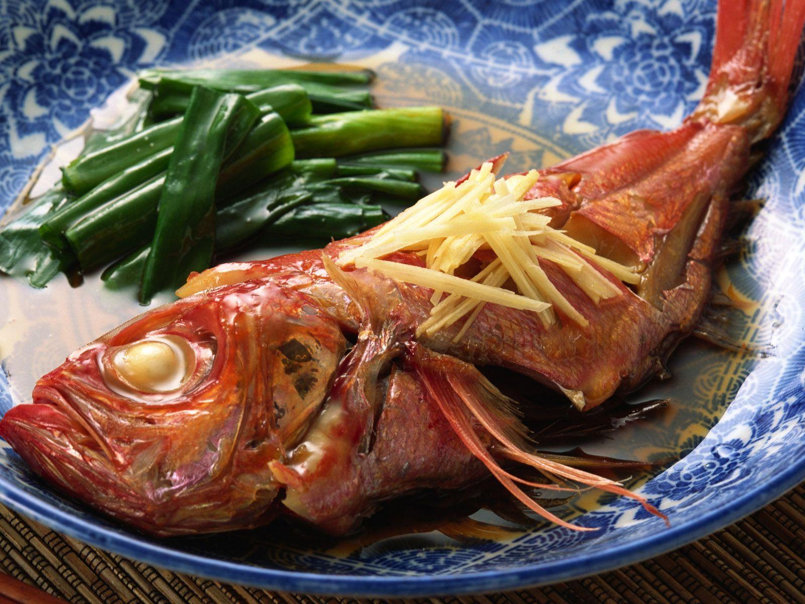 Chinese Seafood HD Wallpapers