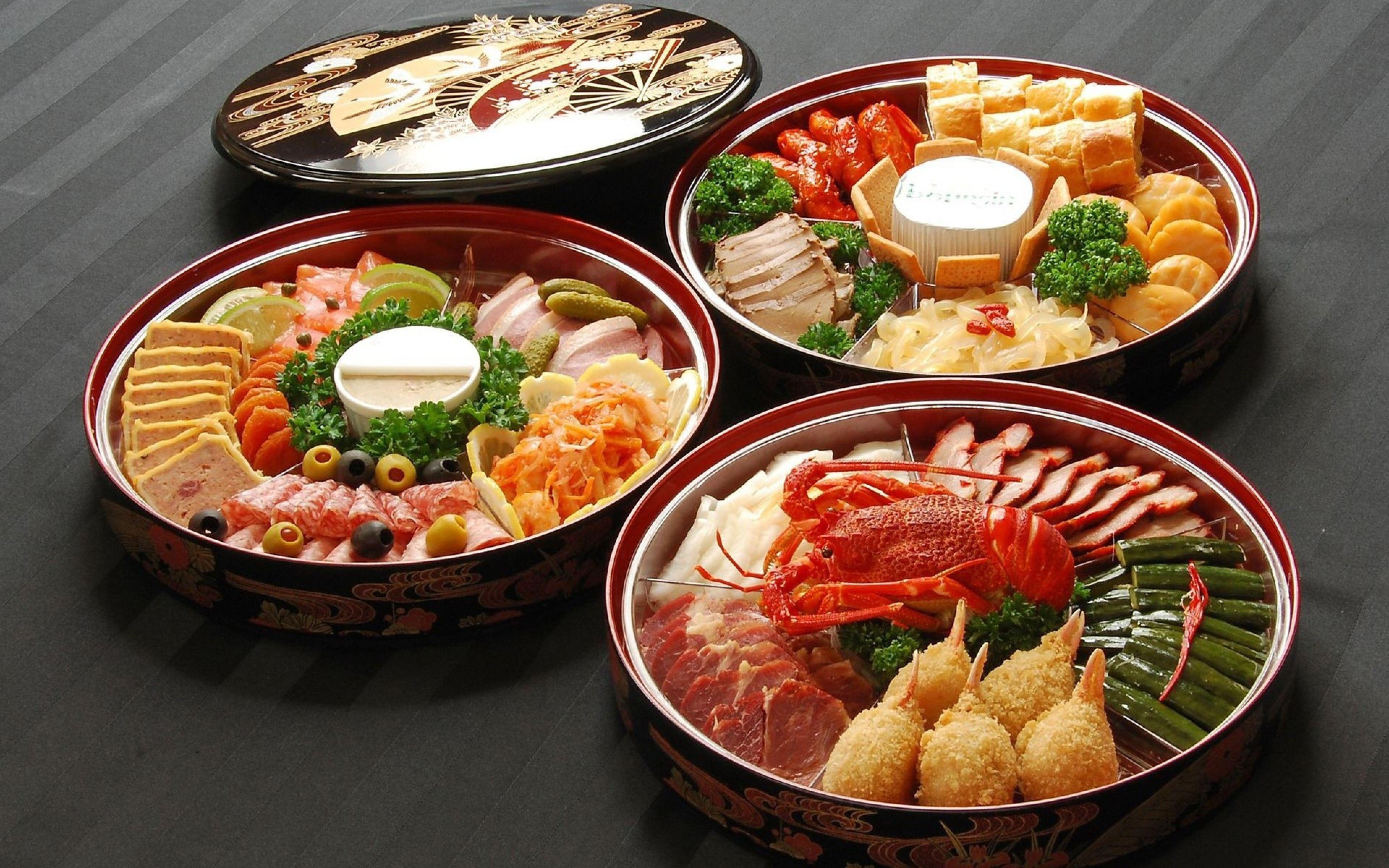 Ultra HD 4K Seafood Wallpapers HD, Desktop Backgrounds 3840x2400 ...