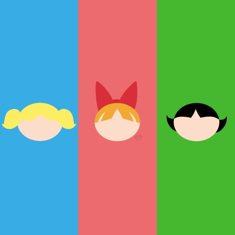 The Powerpuff Girls by Eniac | Powerpuff Girls | Pinterest ...