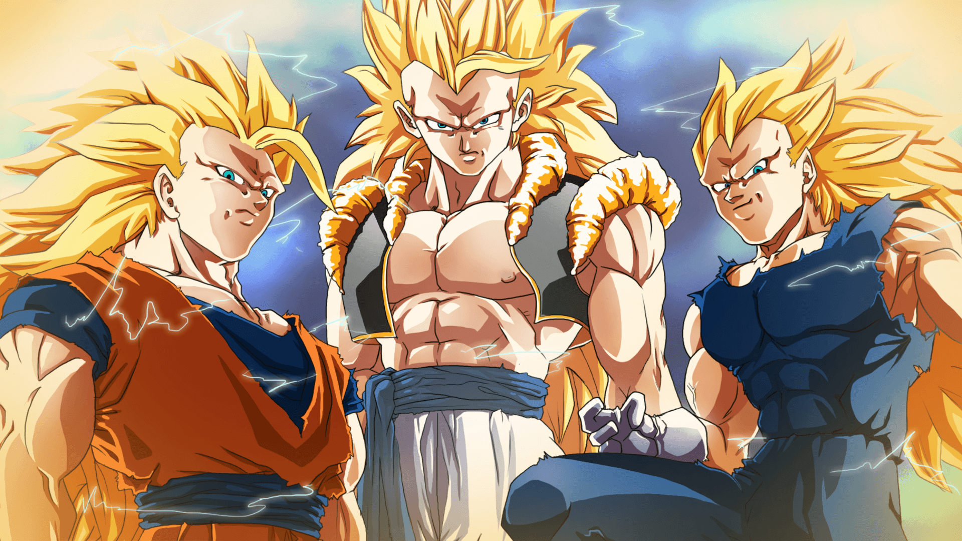 573 Dragon Ball Z HD Wallpapers