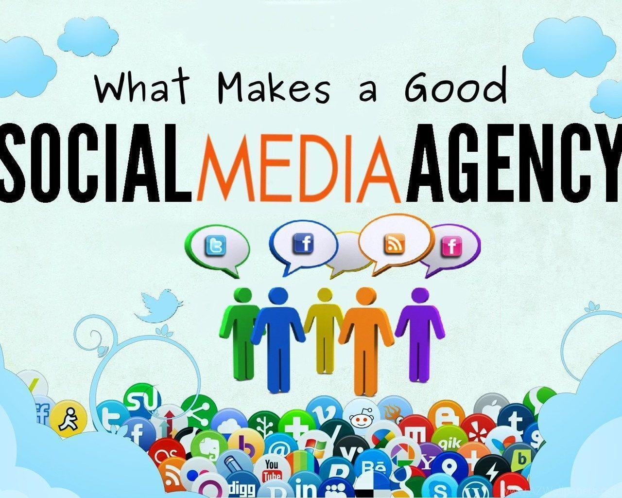 Social Media Agency HD For Wallpapers Desktop Backgrounds