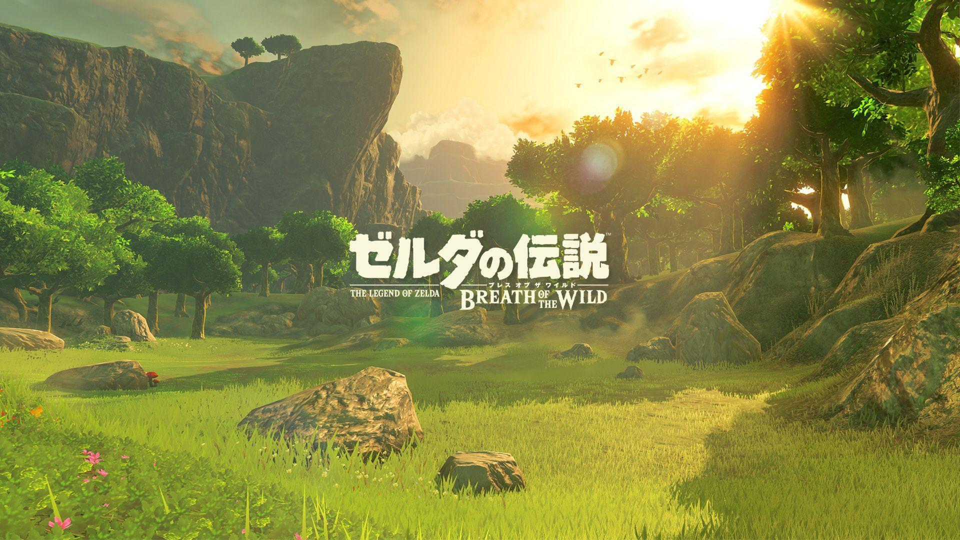 Breath Of The Wild Wallpapers - Wallpaper Cave