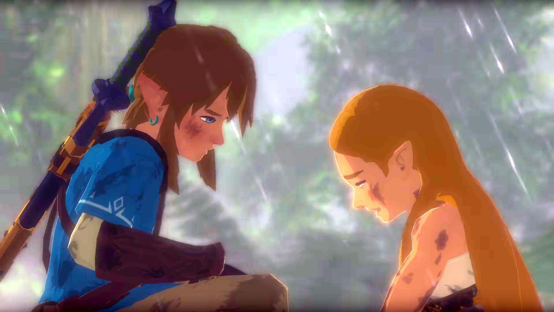 The Legend Of Zelda Breath Of The Wild HD Wallpapers ...