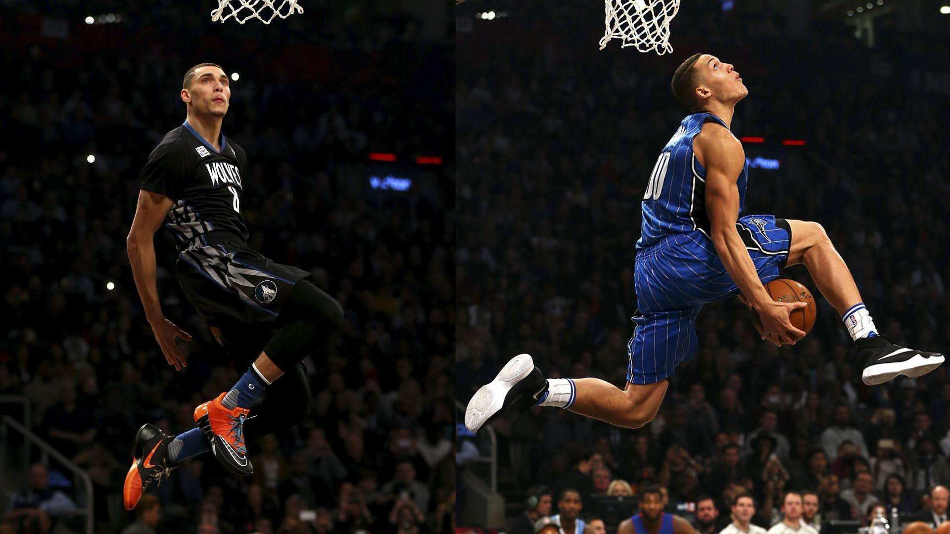 NBA players disagree with Slam Dunk champion selection