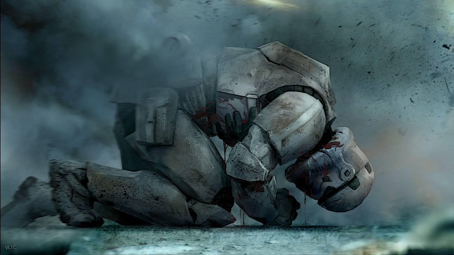 Stormtrooper Star Wars Wallpapers Wallpaper Cave