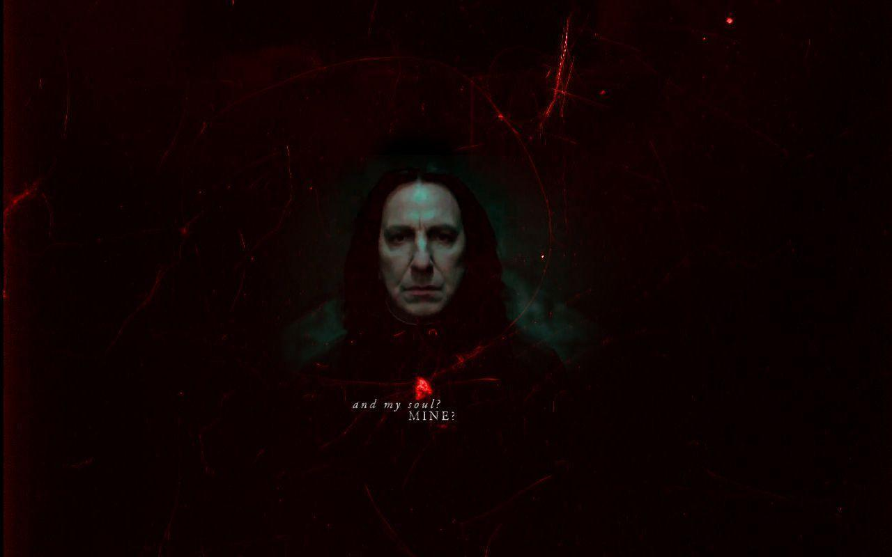 Professor Severus Snape Wallpapers Wallpaper Cave