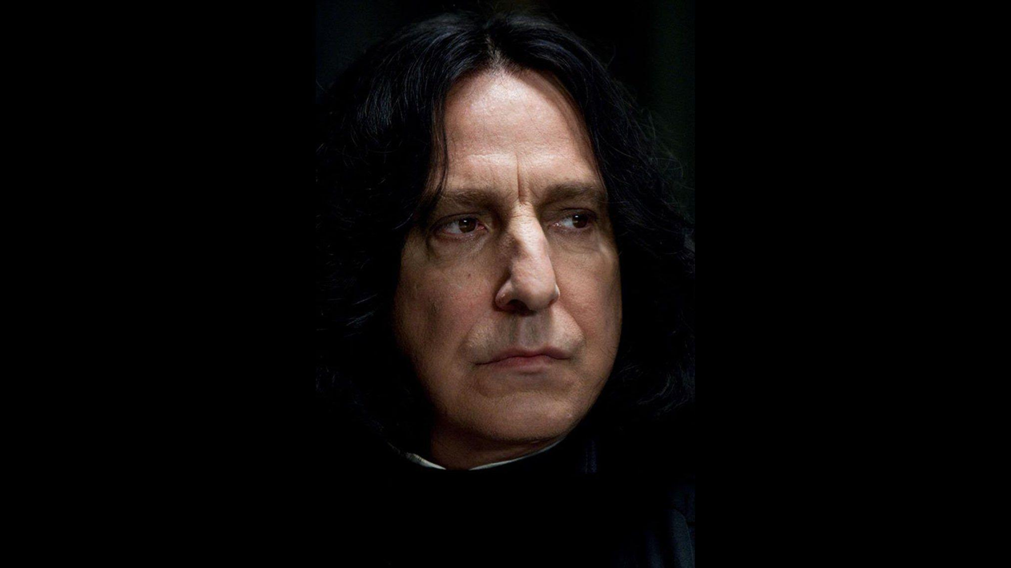 Professor Severus Snape Wallpapers - Wallpaper Cave