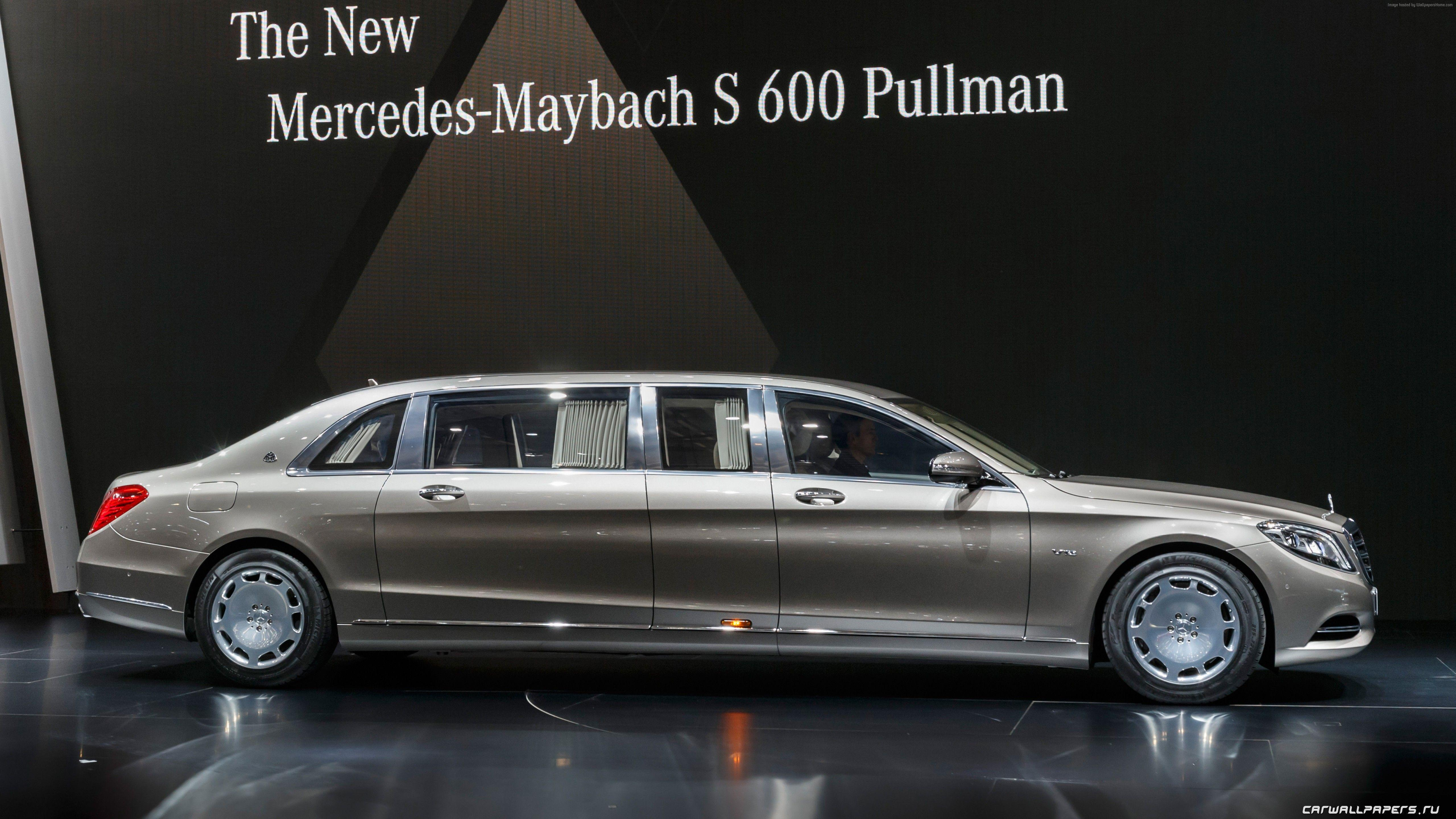 Mercedes Maybach S600 Sedan Wallpapers Wallpaper Cave