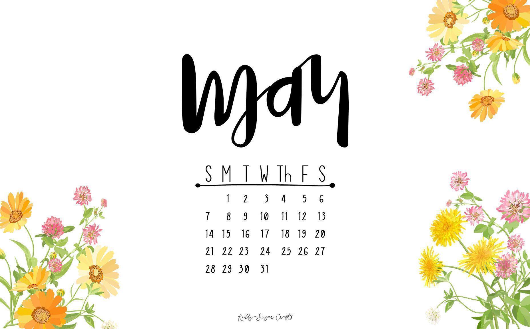 May Calendar Desktop : Calendar wallpapers wallpaper cave