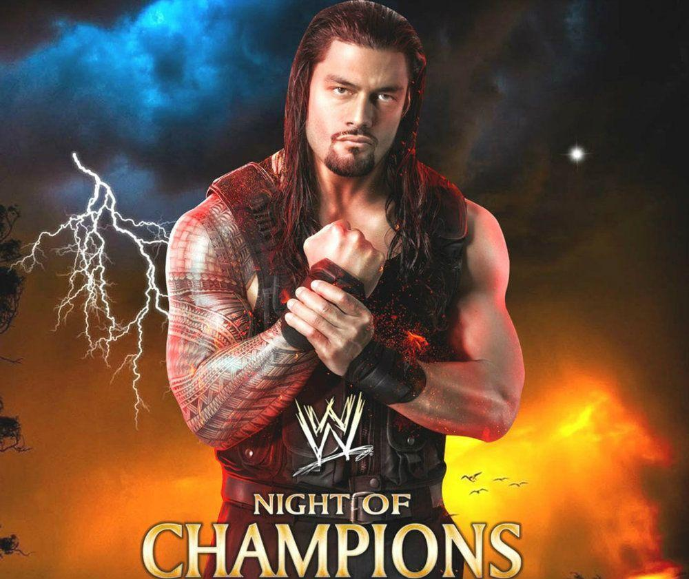 Roman Reigns WWE Wallpapers