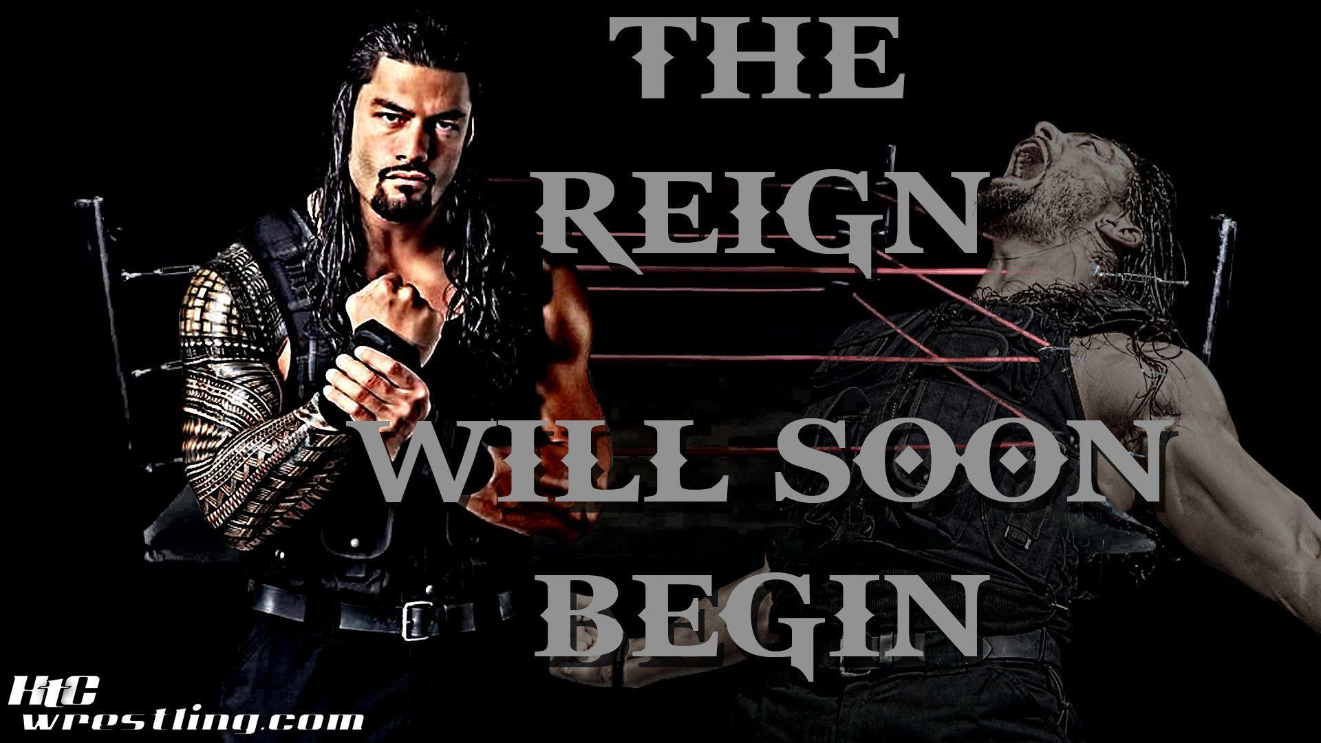 WWE Wallpapers of Roman Reigns