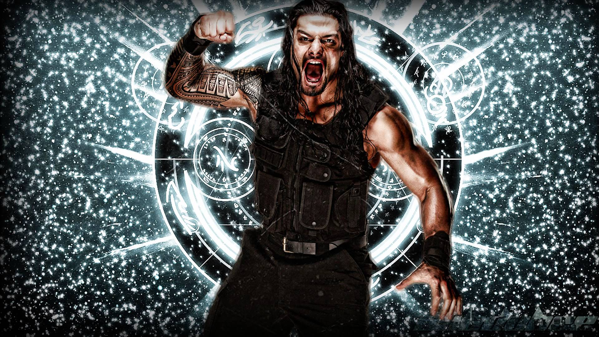 Roman Reigns Wallpapers HD 2014