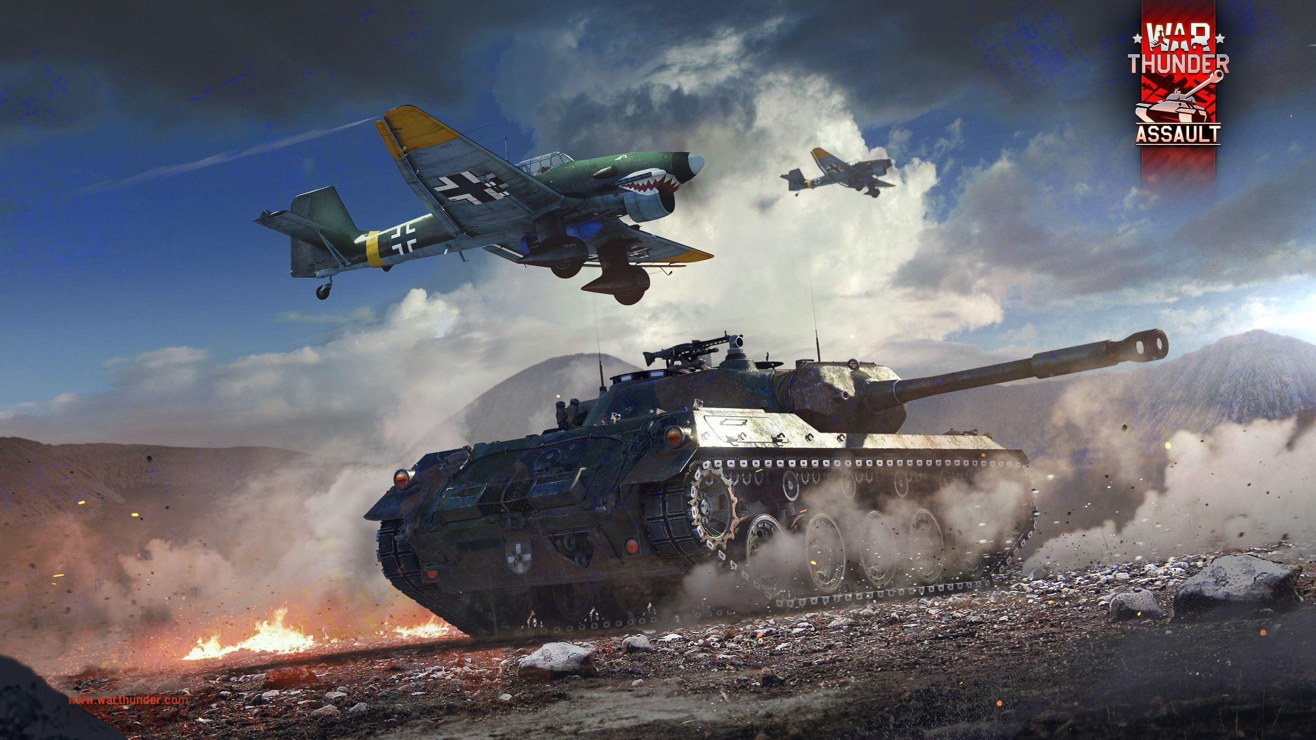 wallpaper war thunder