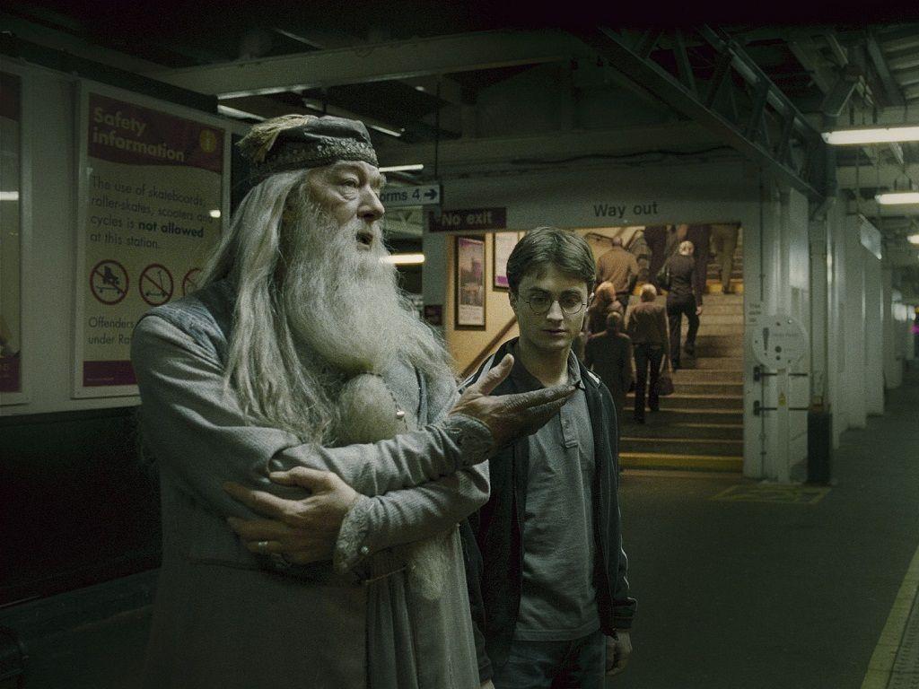 Albus Dumbledore Wallpapers Wallpaper Cave