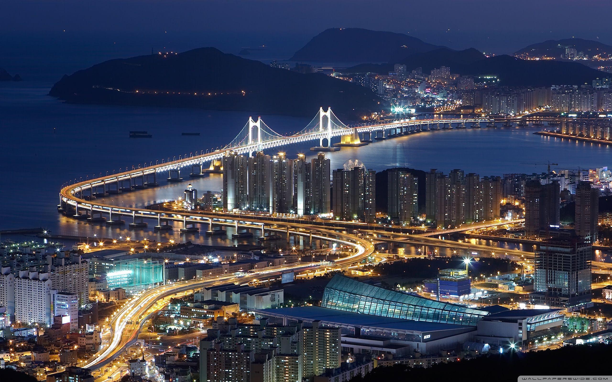 South Korea Wallpapers Wallpaper Cave