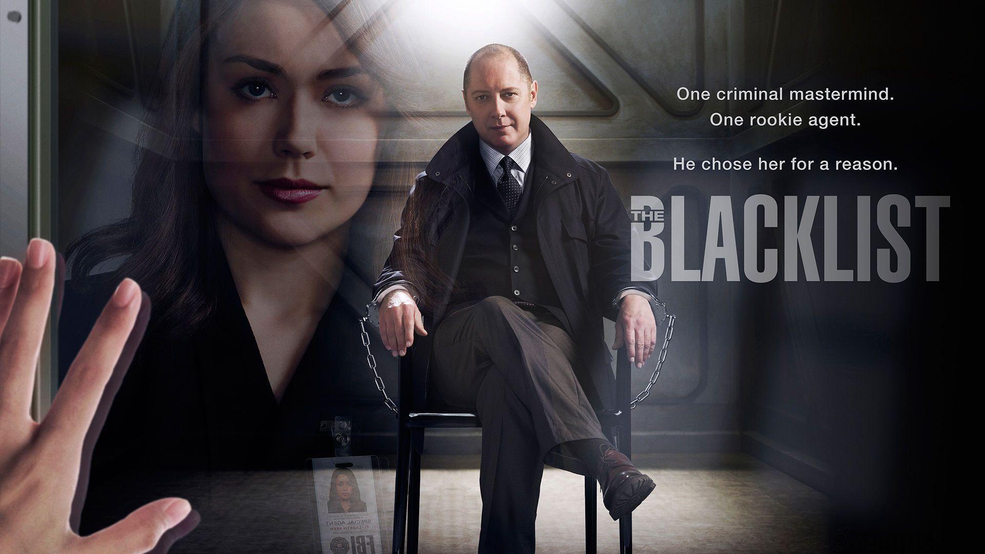 The Blacklist Zoom Background 2