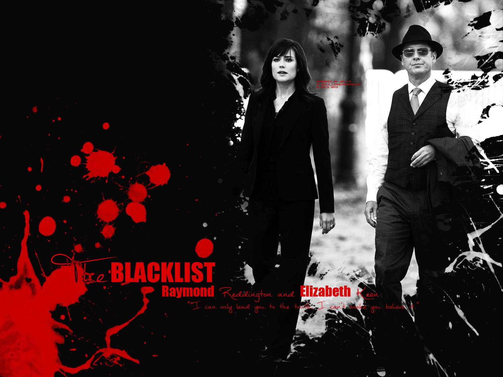 The Blacklist Zoom Background 6