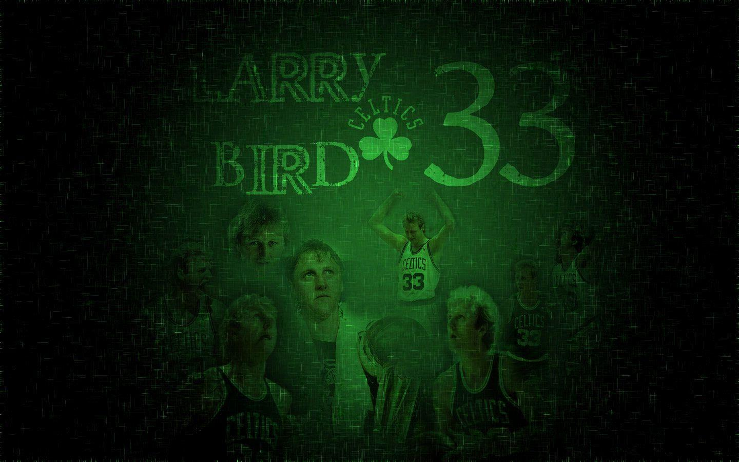 Larry Bird Wallpapers | Basketball Wallpapers at BasketWallpapers.com