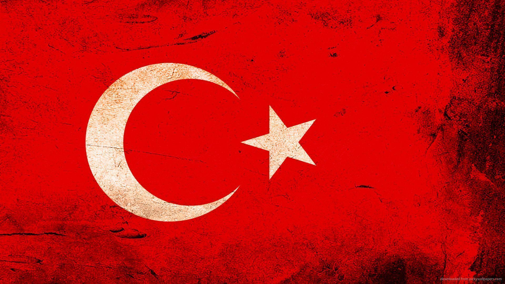 HD Turkey Flag Wallpaper