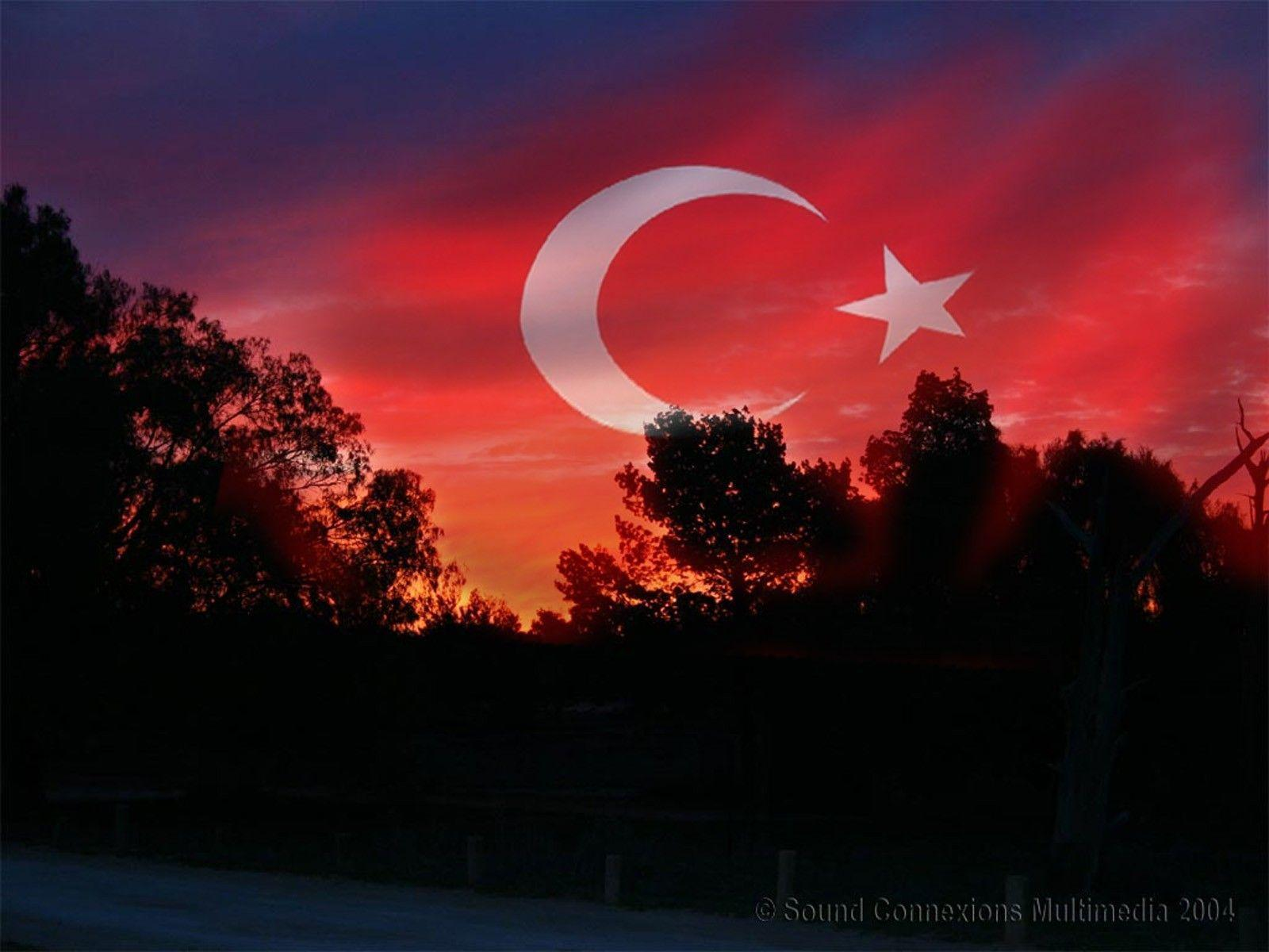 Flags Turkey Turkish wallpapers