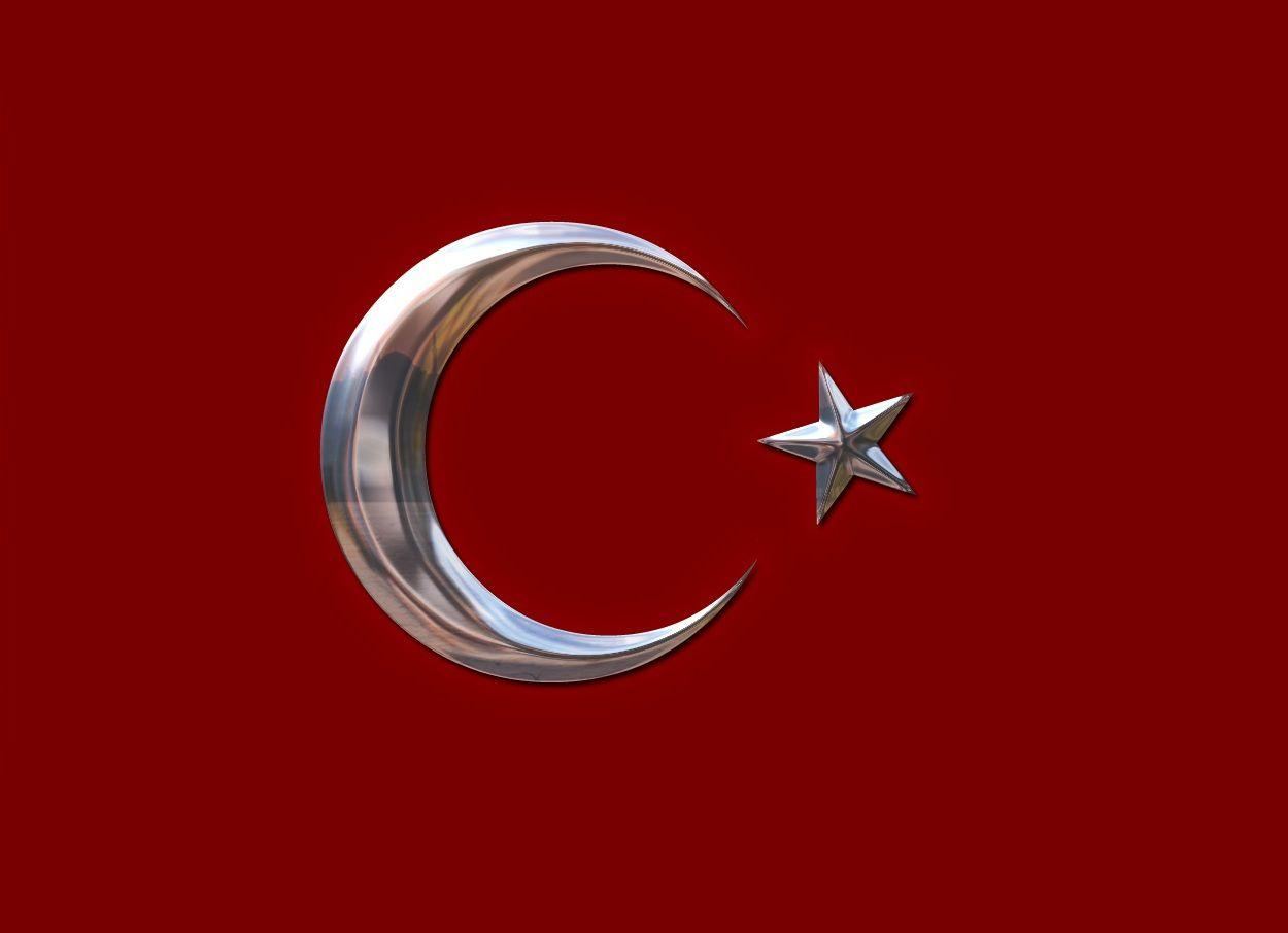 Largest Most Detailed Map and Flag of Turkey – Travel Around The ...