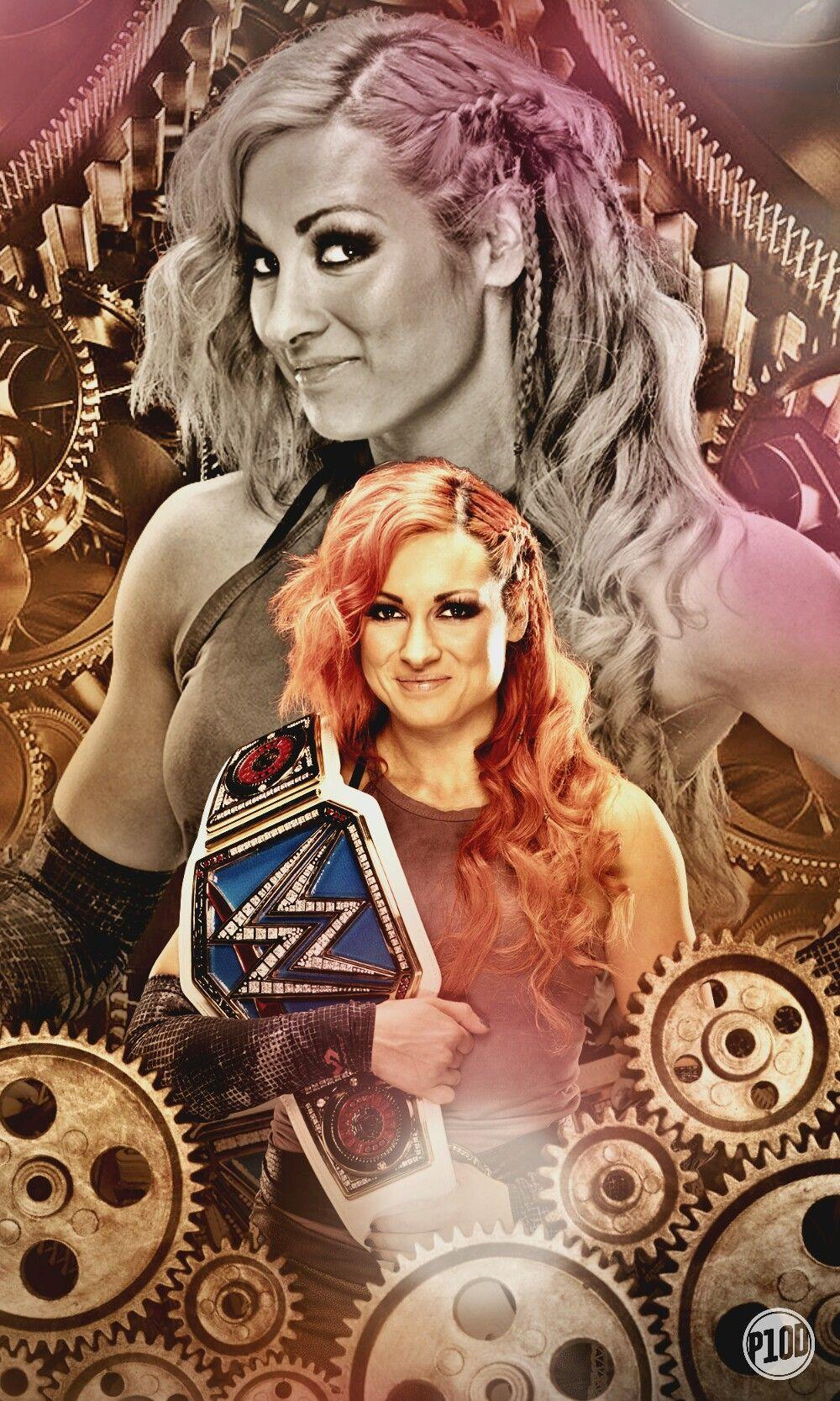 Becky Lynch wallpapers by P10D by Perfect10Designs