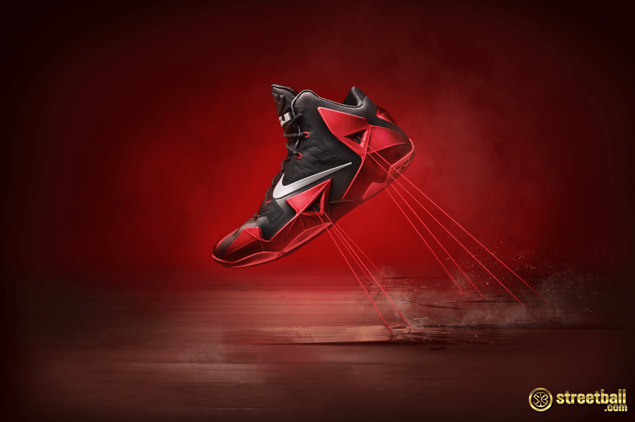 11b080278bd LeBron James Shoes Wallpapers - Wallpaper Cave