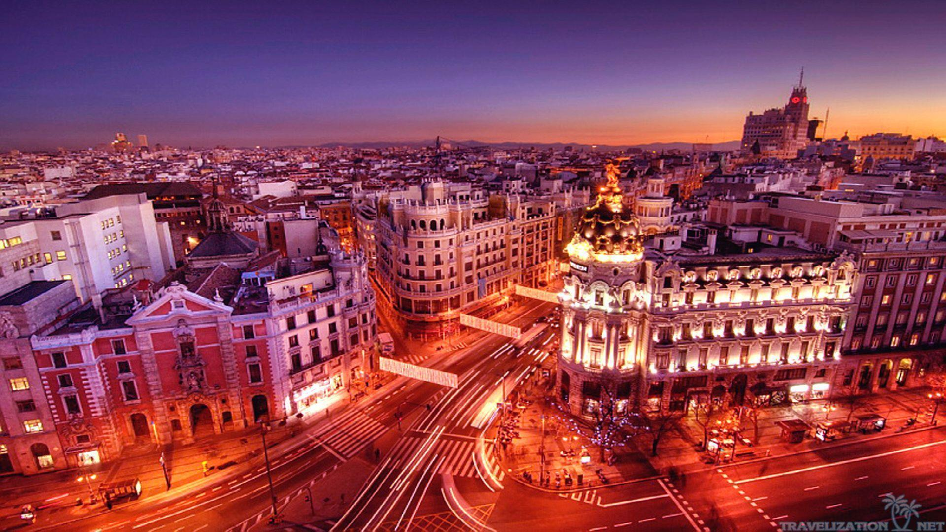 madrid city wallpapers wallpaper cave