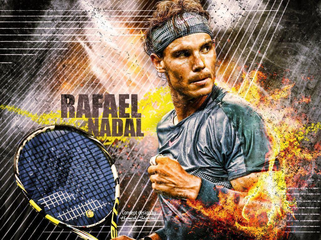Rafael Nadal Wallpapers Wallpaper Cave