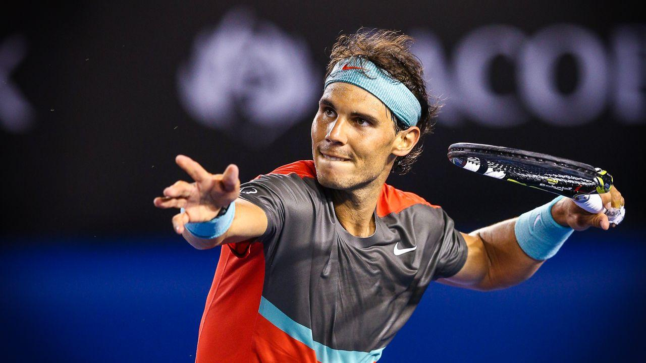 Rafaholics: Rafael Nadal: addicted to competition