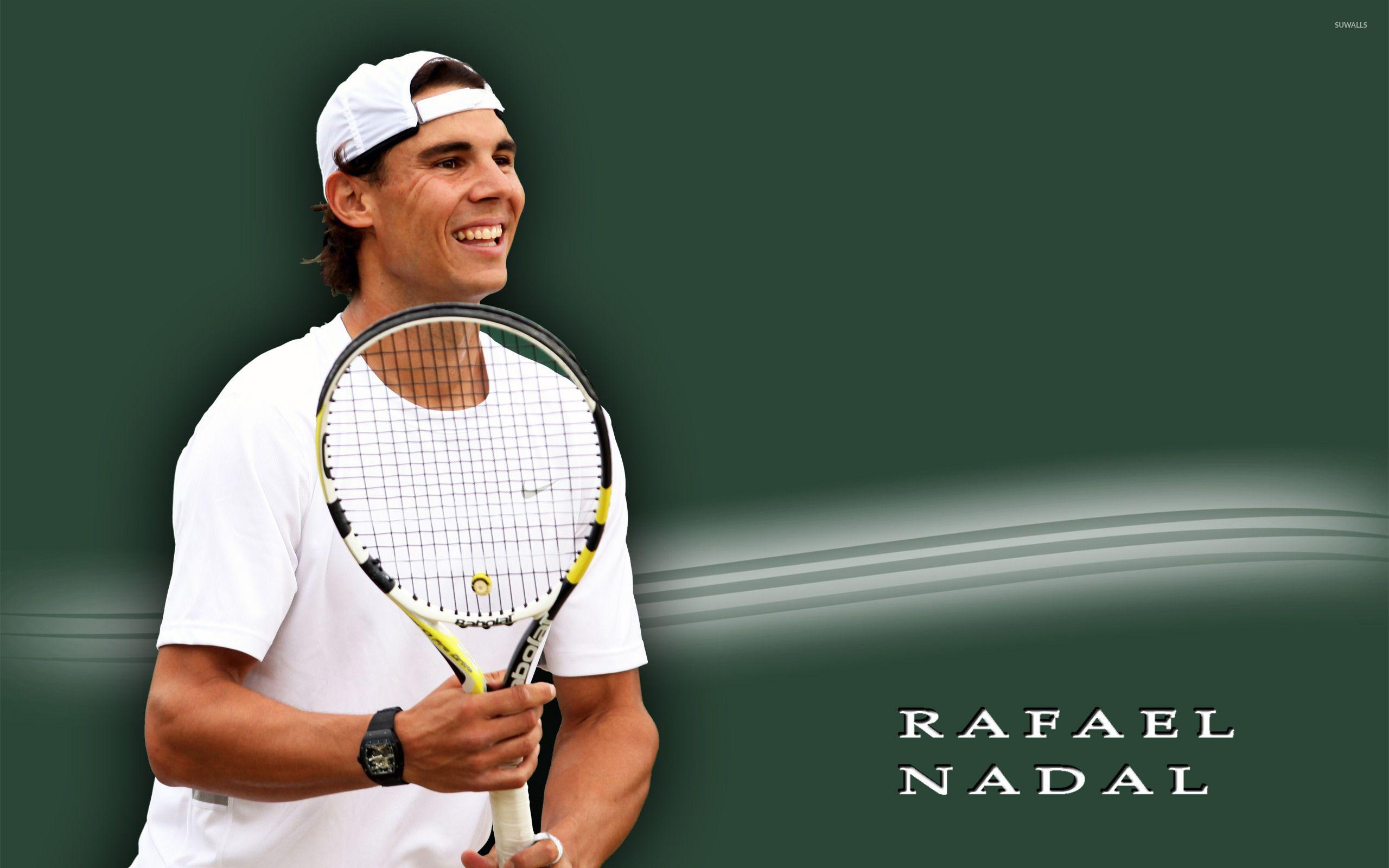 Rafael Nadal [7] wallpapers