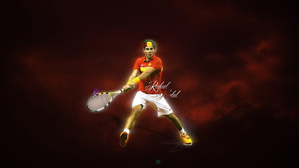 Rafael Nadal Wallpapers by ByWarf