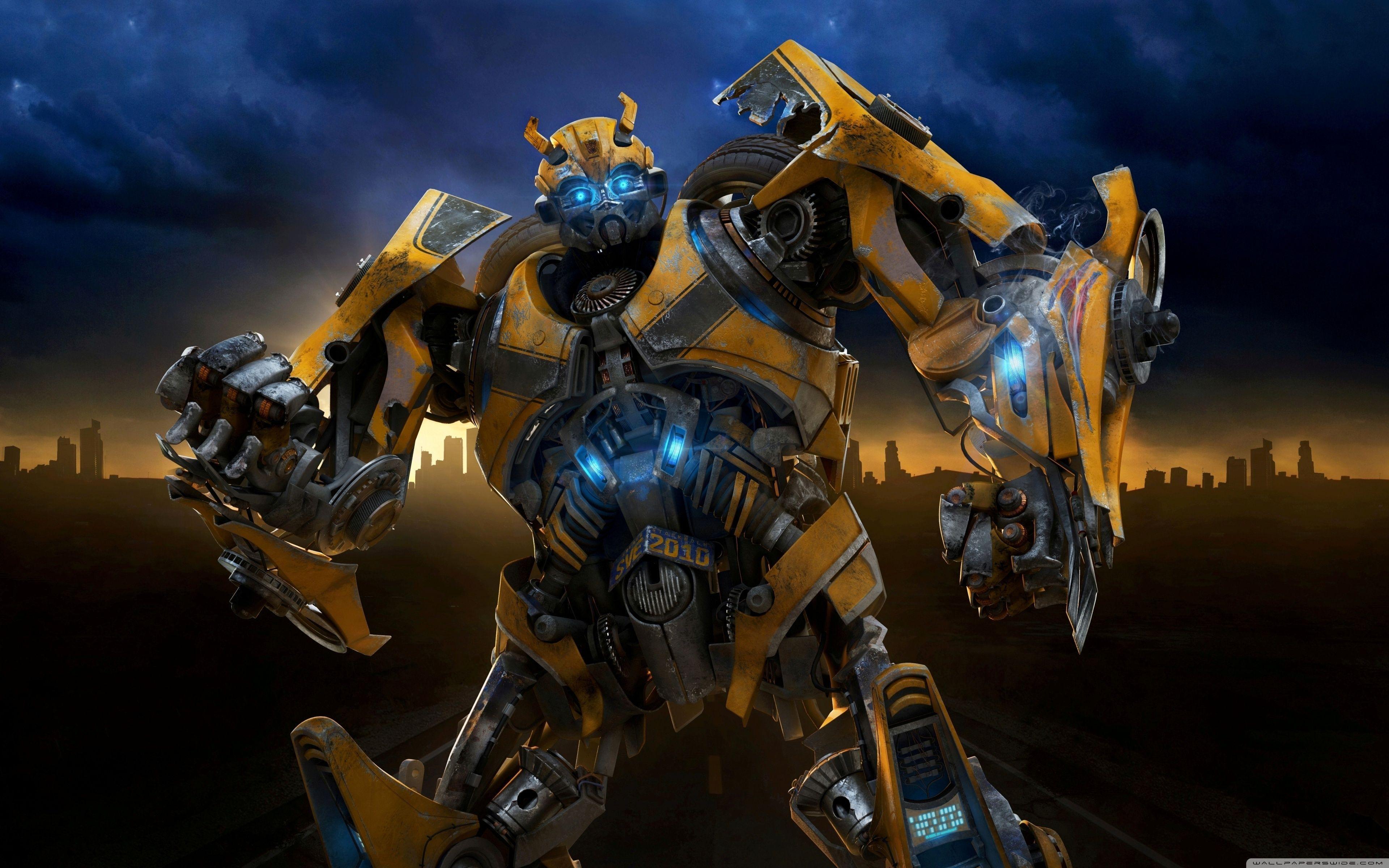 Transformers 5 bumblebee wallpapers wallpaper cave - Bumblebee desktop wallpapers ...