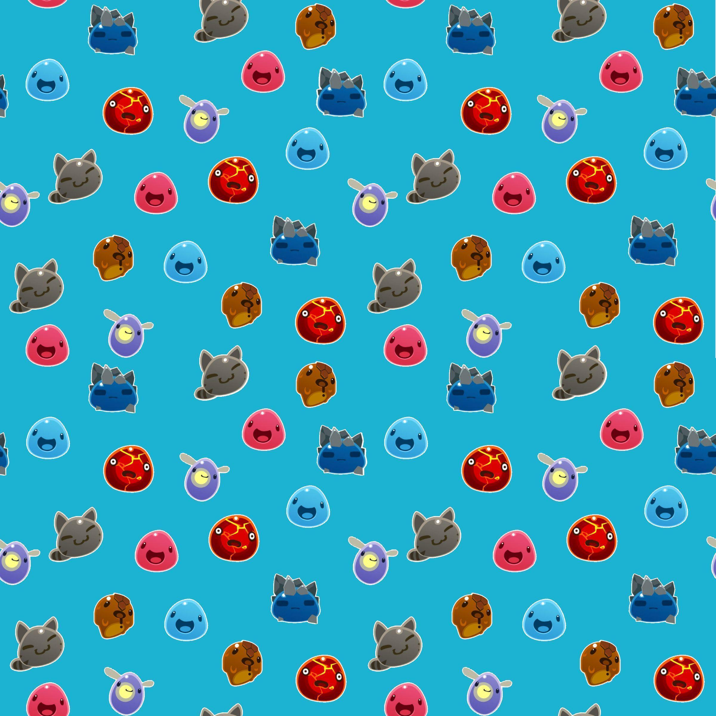 Slime Wallpapers Wallpaper Cave