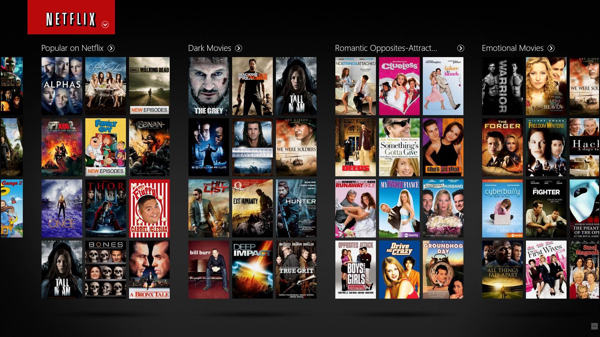Netflix Wallpapers Wallpaper Cave