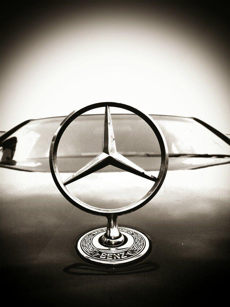 Mercedes Benz Logo Wallpapers Wallpaper Cave