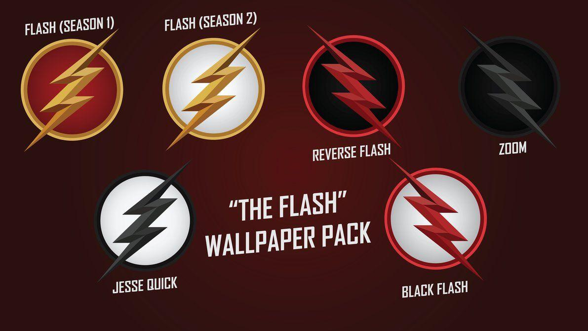 The Flash CW Wallpaper Pack By GodsNotDead88123 On DeviantArt
